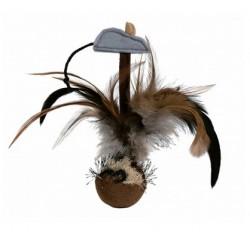 jouet-chat-culbuto-plumes-trixie-lyon