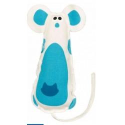 jouet-chat-souris-15-cm-trixie-bleu