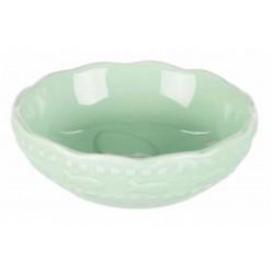 ecuelle-ceramique-chat-vert-trixie-lyon