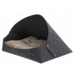 abri-douillet-arta-petit-modele-gris-trixie-lyon