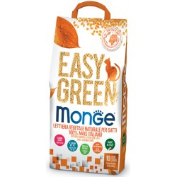 Litière hypoallergénqiue Easy Green Monge 10 L
