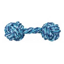 jouet-chien-haltere-corde-20-cm-bleu-trixie-lyon