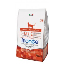 Croquettes Chat SENIOR 400 grs