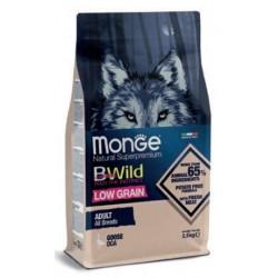 Croquettes Monge chien Grain Free à l'oie 12 kg à Lyon