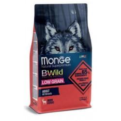 Croquettes Monge pour chien adulte Grain Free au Cerf 12 kg à Lyon