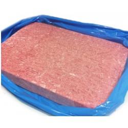 Barf Lyon : poulet haché 100 % viande (sans os) carton 10 kg