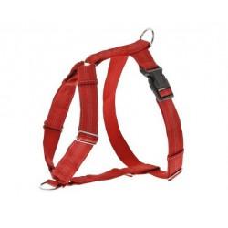 harnais-fuss-tecknick-rouge-taille-XXS-ferribiella-lyon