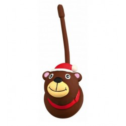jouet-latex-avec-son-ours-noel-trixie-lyon