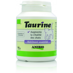 Taurine pour chat Anibio 130 grs