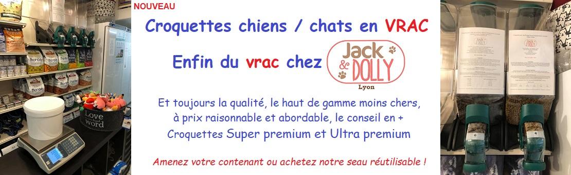 Croquettes Vrac Lyon