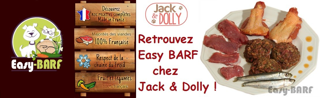 Easy Barf chez Jack et Dolly Lyon 7e